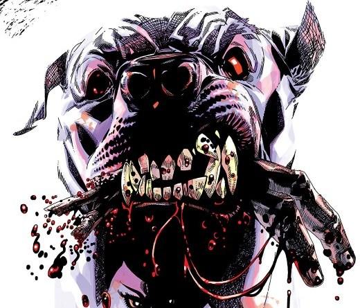 Kill Whitey Donovan #4 cover by Jason Pearson