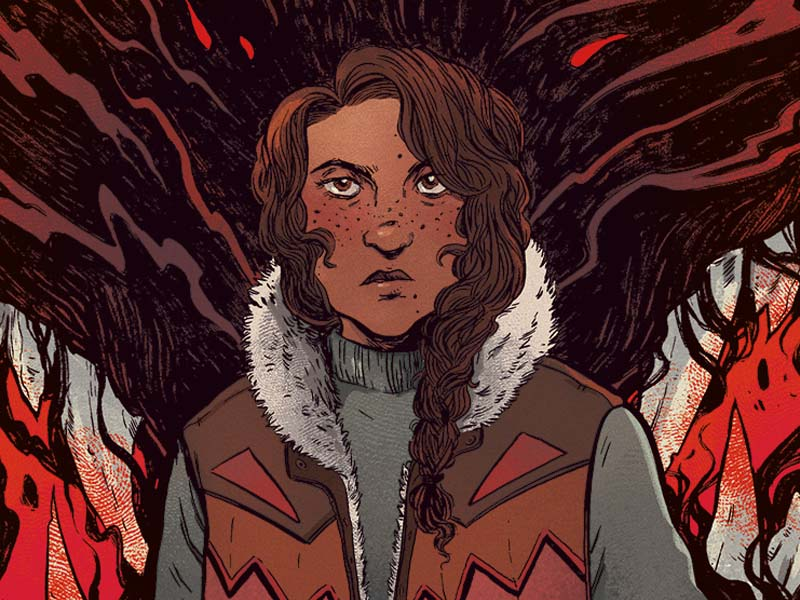 Vault Comics Announce New Horror Series 'I Walk With Monsters' From Paul Cornell And Sally Cantirino