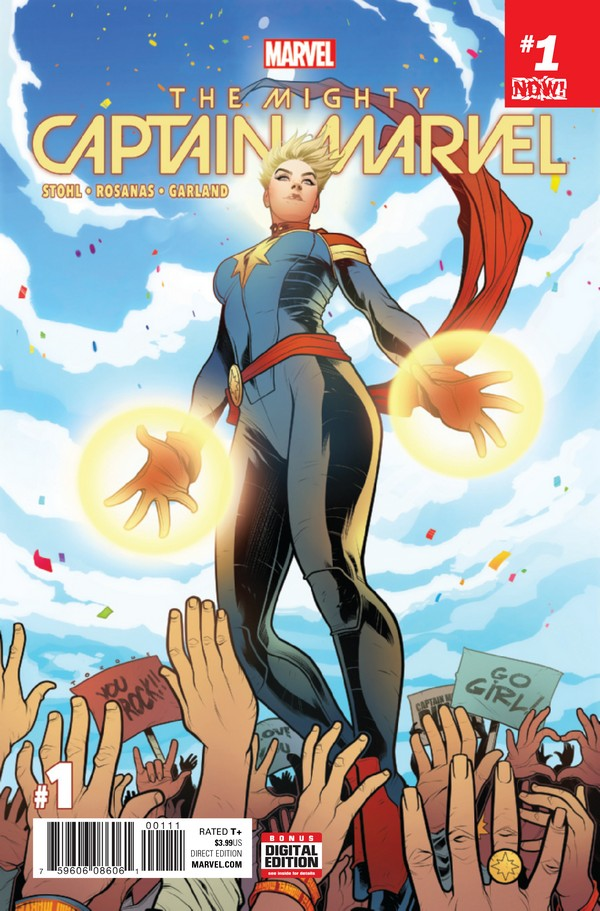 Review: THE MIGHTY CAPTAIN MARVEL #1