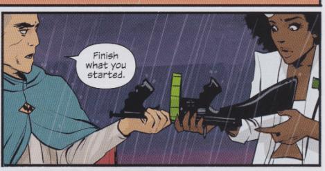 Saga #9 - Confused