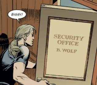 Fables 1 - Big Bad Wolf