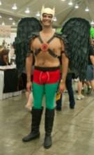 Hawkman, the original Hawkguy