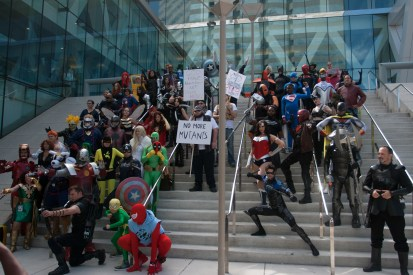 Nearly All the Marvel and DC Cosplayers 3