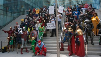 Nearly All the Marvel and DC Cosplayers 5