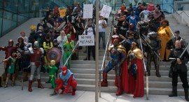 Nearly All the Marvel and DC Cosplayers 6