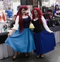 Two Ariels