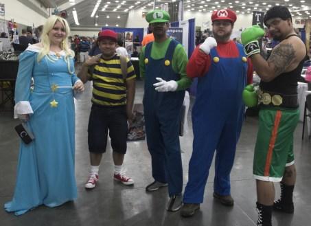 Time for a Smash Bros. Tournament!