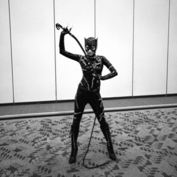 Catwoman is coming for you!