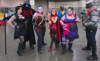 Steam Punk X-Men!