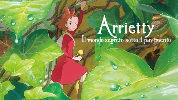 Film Ghibli su Netflix