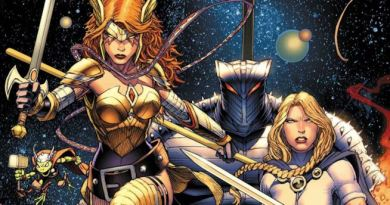 prime tavole di Agardians of the Galaxy #1