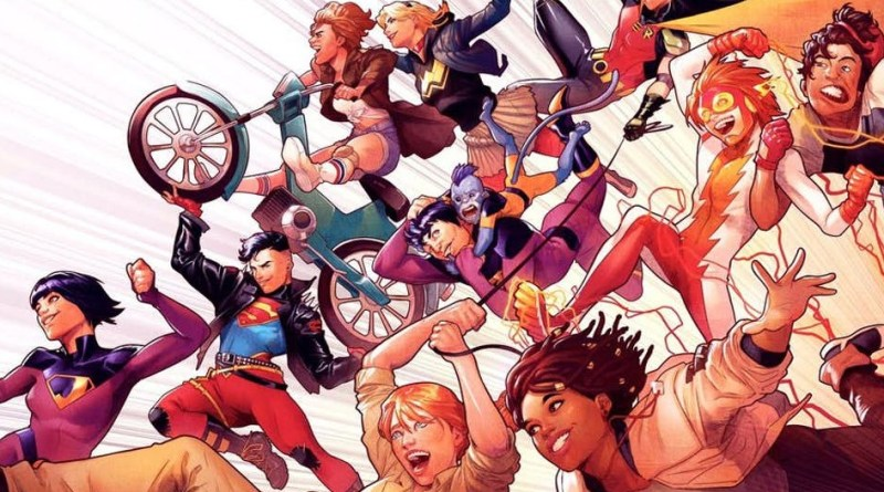 Wonder Comics Header