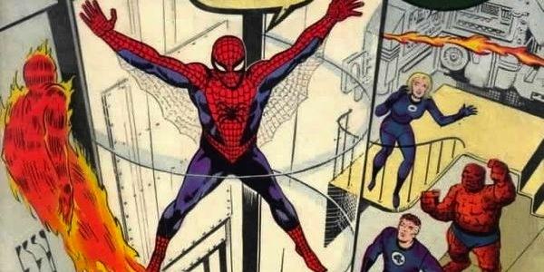Spiderman Chronologie