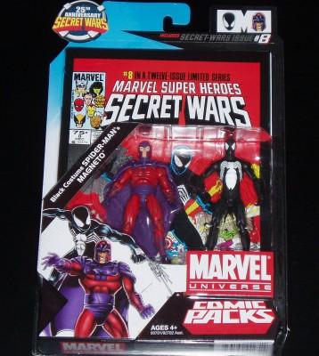 Hasbro Secret Wars Spiderman Magneto