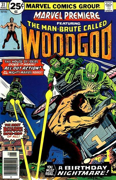Woodgod!