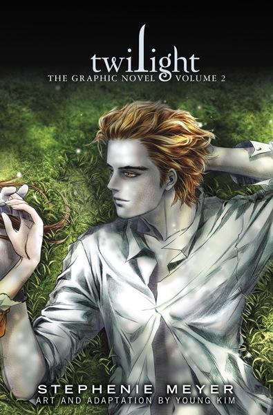 Twlight GN Volume 2 art