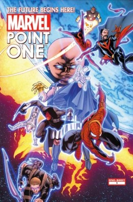 Marvel Point One 1 470x713