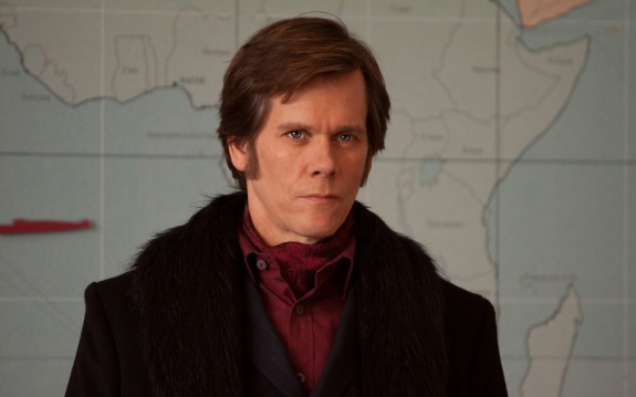 Kevin Bacon as Sebastian Shaw in X-Men: First Class
