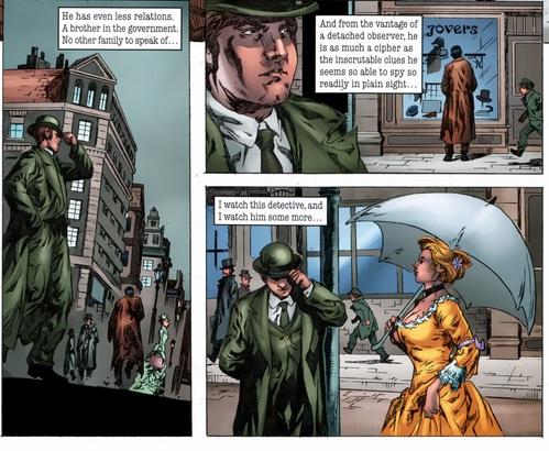 Sherlock Holmes Year One Watson