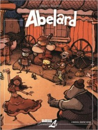 abelard1 200x265 Coming Attractions: Book Expo America: The Hottest Graphic Novels of 2012!