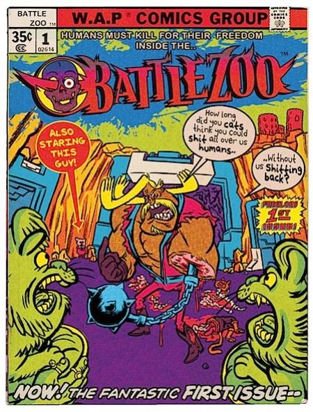 battlezoo #1