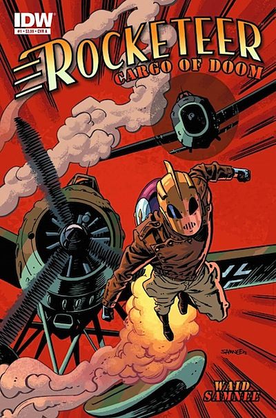 Rocketeer cover 1