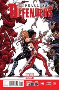 Fearless Defenders #1