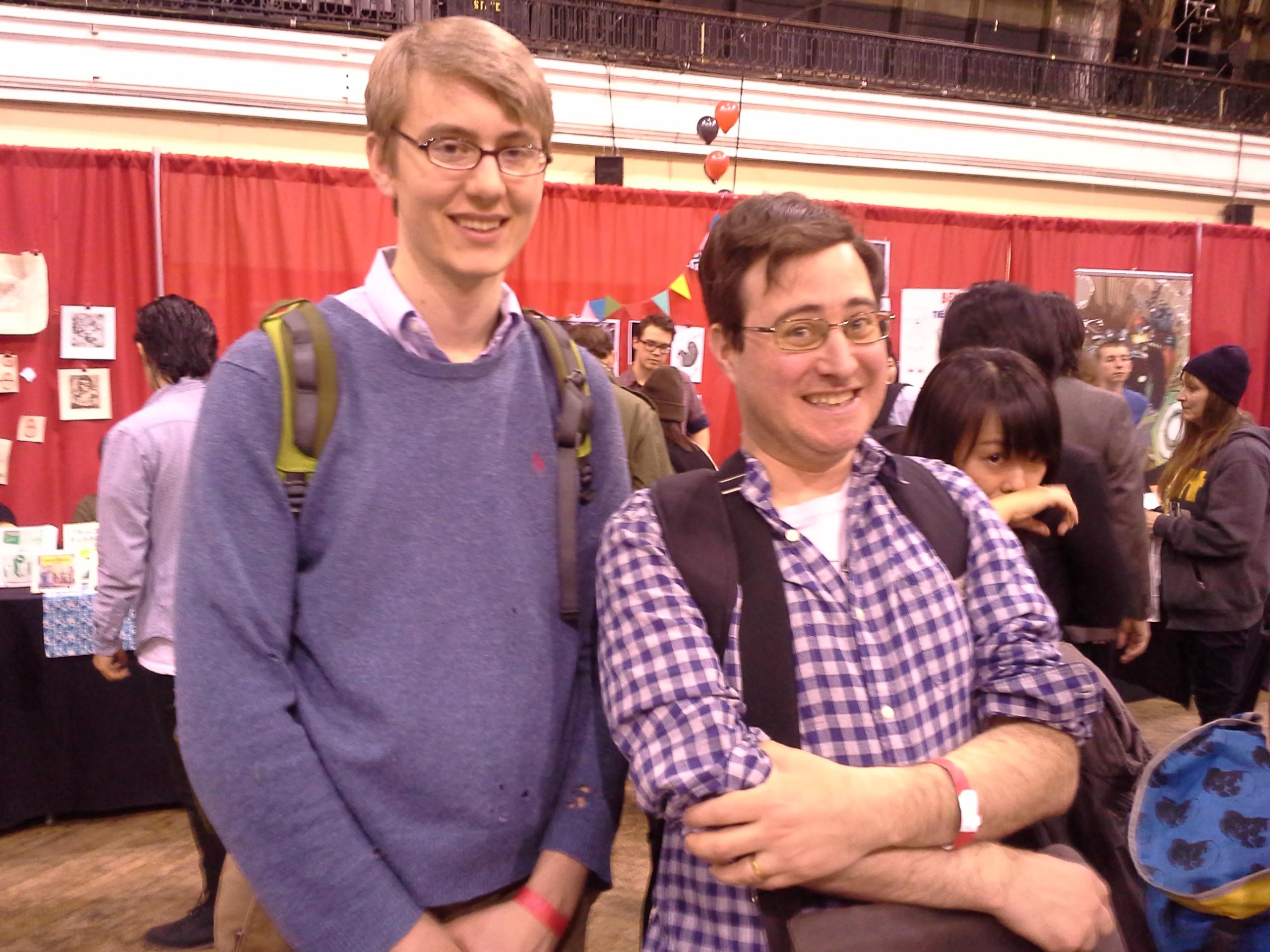 Matt and Mack