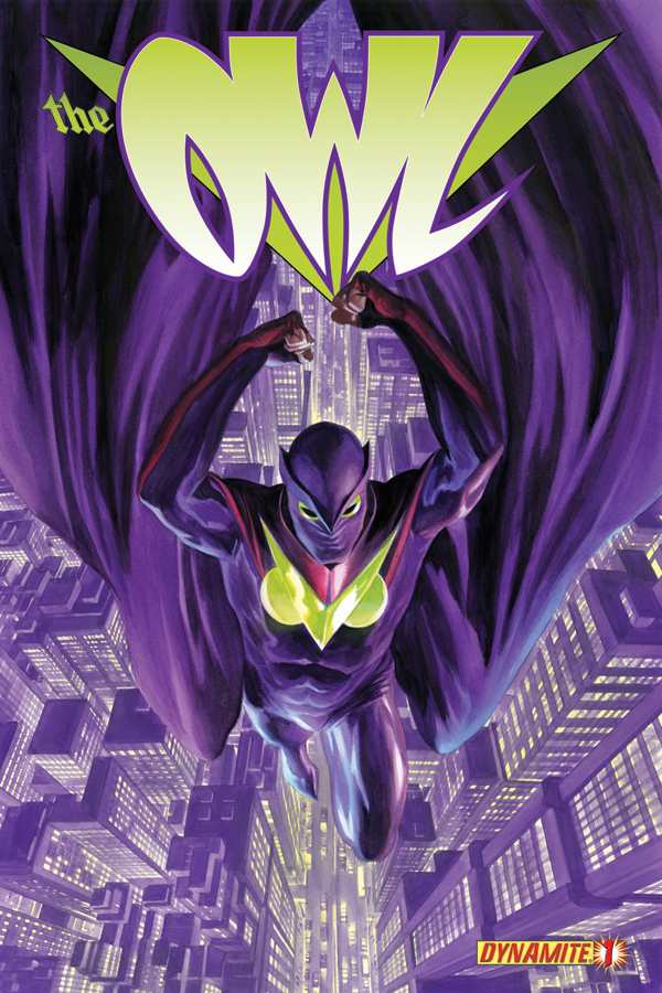 Image result for dynamite comics project superpowers the owl