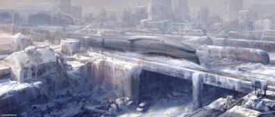 Snowpiercer: Concept