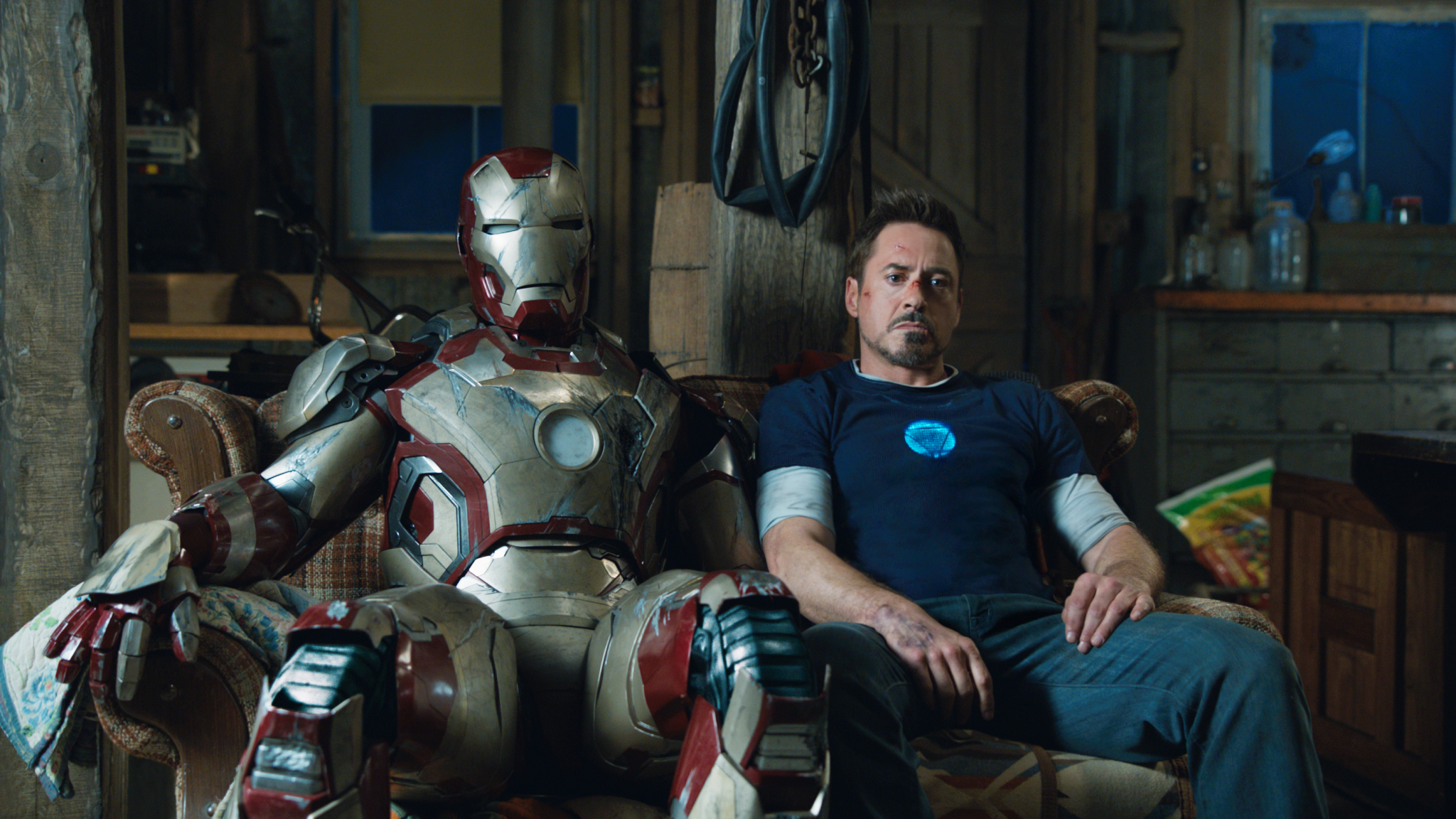 IRON MAN HOUR: Hannah Meets The Mechanic in Iron Man 3 - The Beat