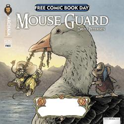 mouse guard fcbd
