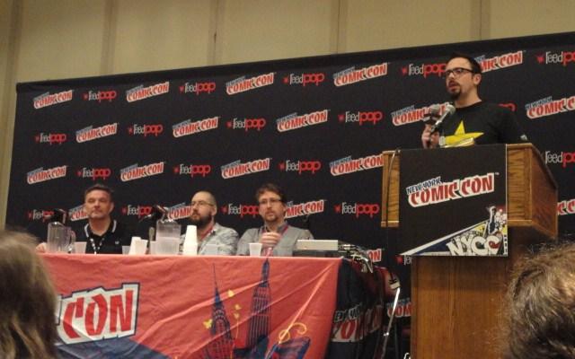 NYCC Panel Recap: The 2000AD Panel