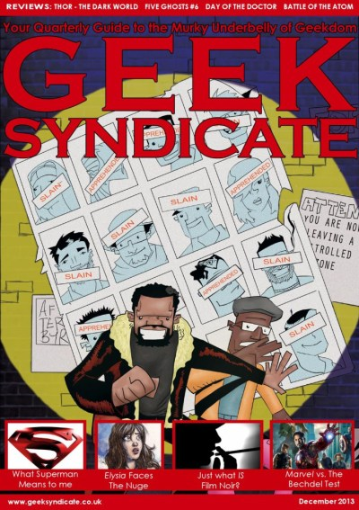 Geek Syndicate Magazine #8