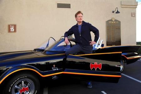 CONAN Batmobile WB