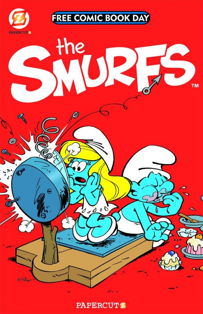 fcbd 2014 smurfs large
