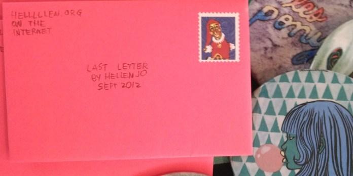 10hellen jo last letter