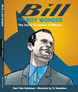 Bill the Boy Wonder - cover - 9-6-11