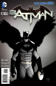 You can get Batman in pretty much every format.
