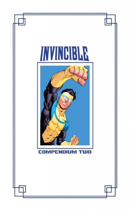 Invincible Compendium Vol 2 SDCC 2014