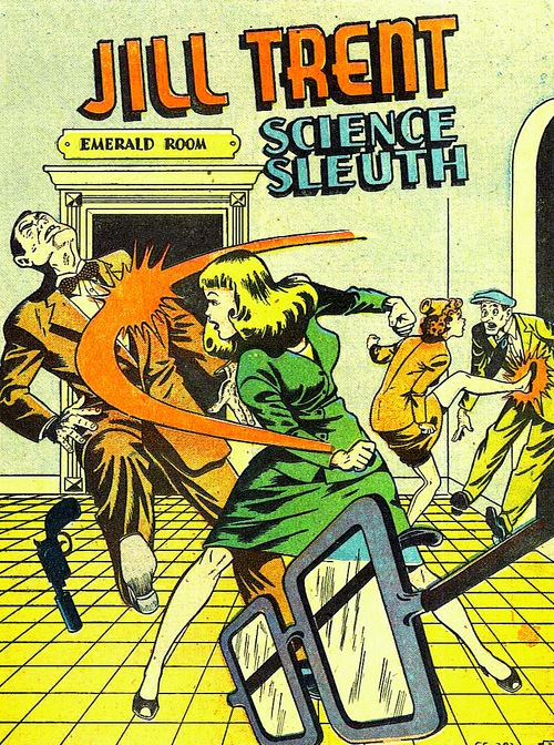 jill trent science sleuth