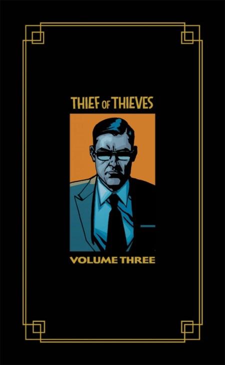 Thief of Thieves Vol 3 SDCC 2014