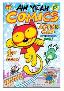 aw yeah comics