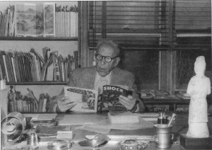 Dr. Fredric Wertham Reading Shock