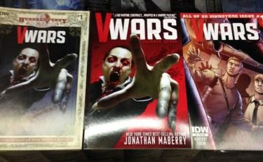 V-Wars marketing