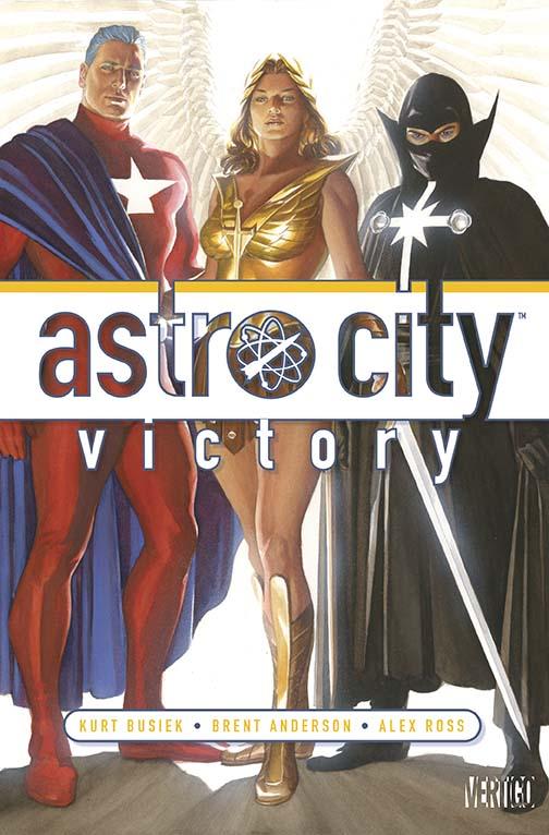 Astro City Victory cvr