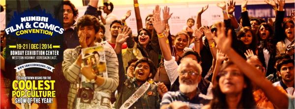 Mumbai Film and Comic Con