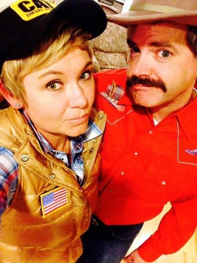 Jerry and Burt
