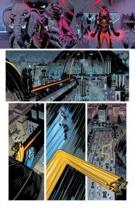 Uncanny Avengers #1 Interior Art