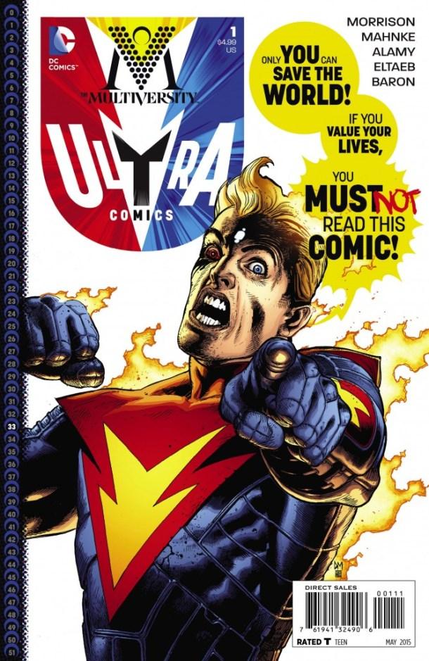 Ultra Comics